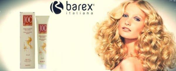 Итальянская краска для волос