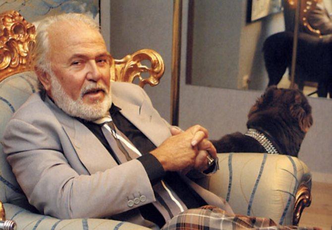 Итальянский психолог Антонио Менегетти.