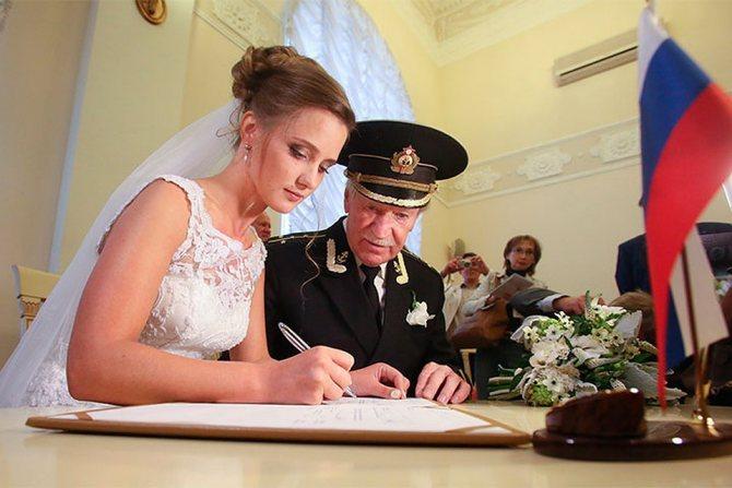 Иван Краско и Наталья Шевель расписались в 2015 году. Фото: Тимур ХАНОВ