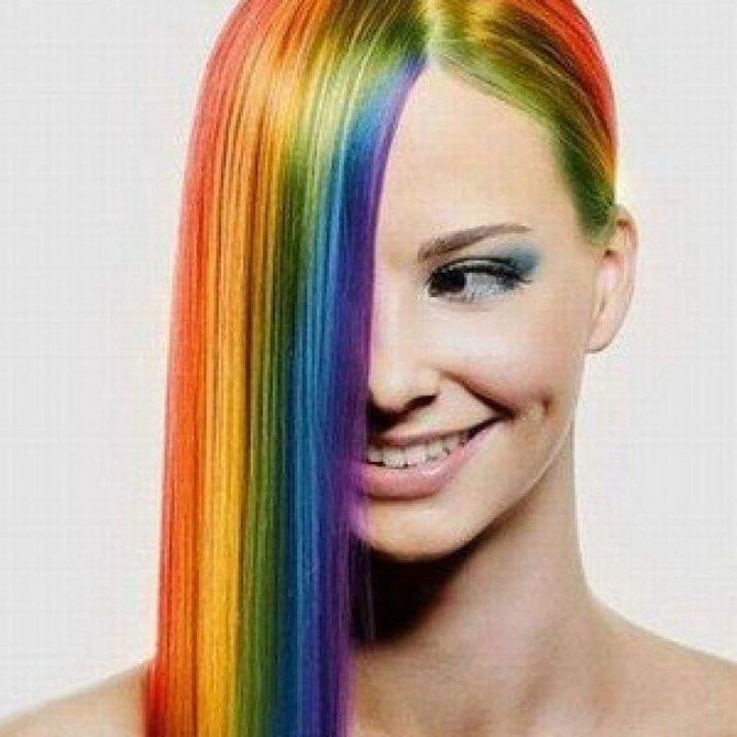 Из чего сделана краска для волос, фото № 1