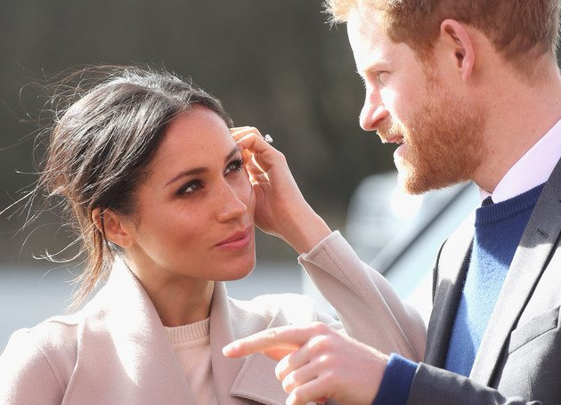 Из-за отлучения от королевской семьи они лишились бренда Sussex Royal