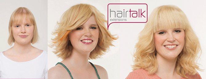 Избавиться от комплексов при помощи наращивания Hair Wear