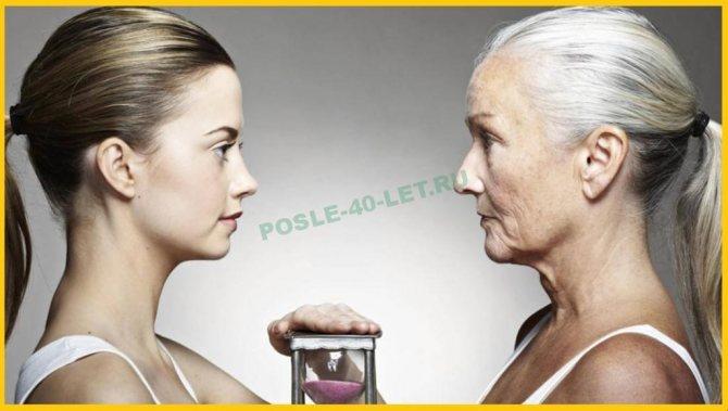 изменения у женщины в 40 лет