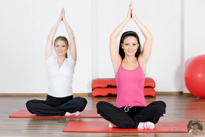 йога хатха для похудения живота отзывы врачей