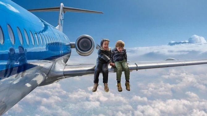 К чему снится летать на самолете