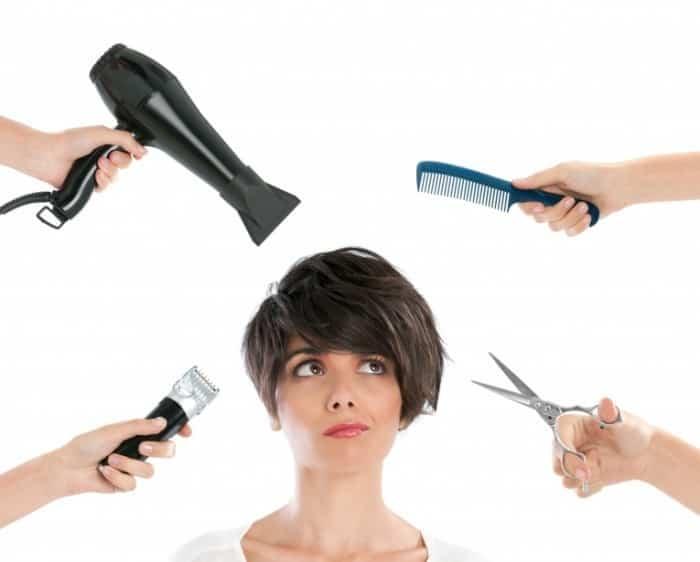 К чему снится подстригать волосы себе самому