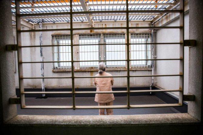 к чему снится тюрьма девушке