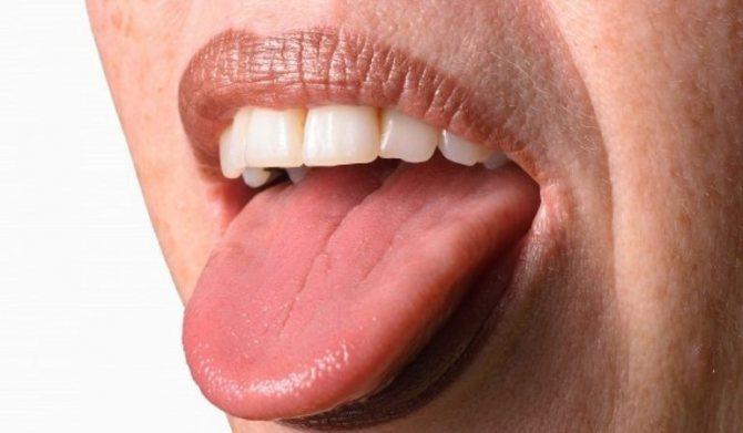 К чему снится язык