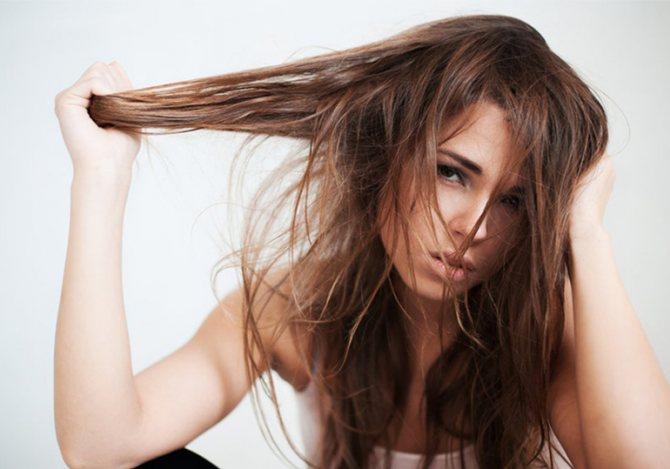 К чему снятся длинные запутанные волосы