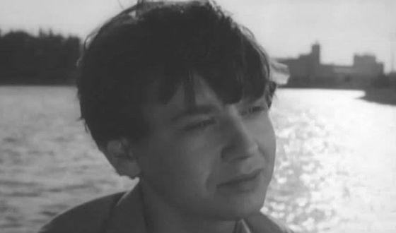Кадр из фильма «Весенний дождь»
