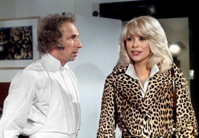 Кадр из фильма Высокий блондин в черном ботинке (1972) фото № 14