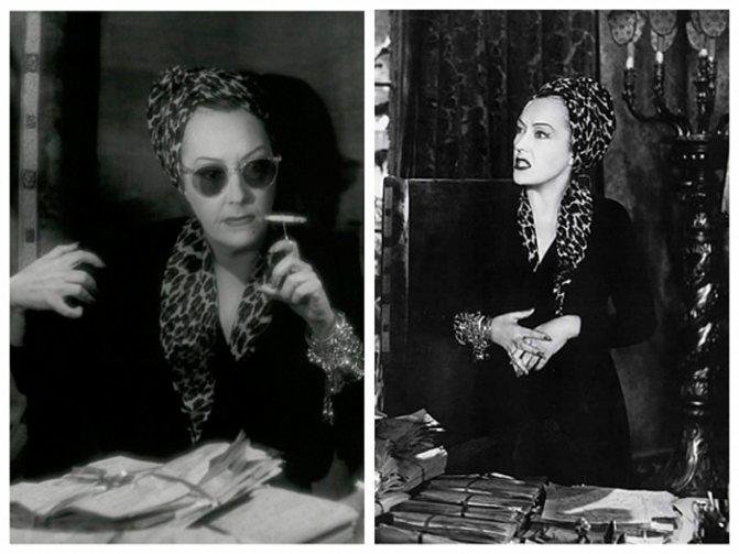 Кадры из фильма Сансет Бульвар (1950) фото № 5