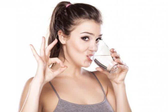 как бороться с задержкой жидкости в организме