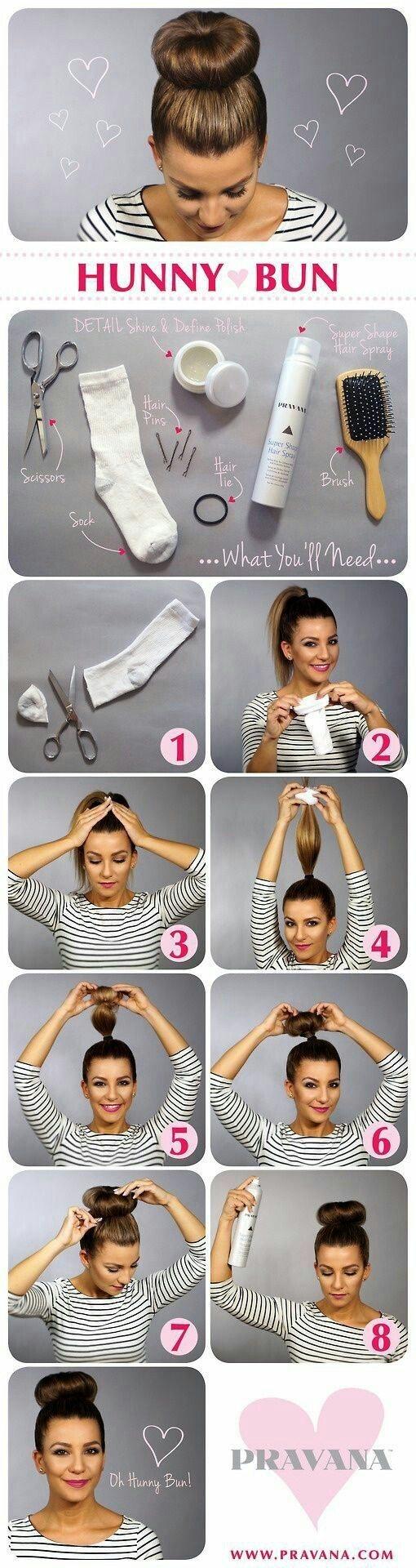 Как быстро сделать шишку на голове самой себе: пошаговая инструкция