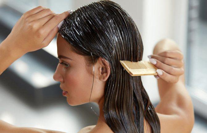 как часто делать масляные маски для волос