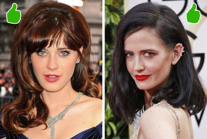 Как цвет волос должен сочетаться с цветом глаз, чтобы новый образ шел нам, а не вредил