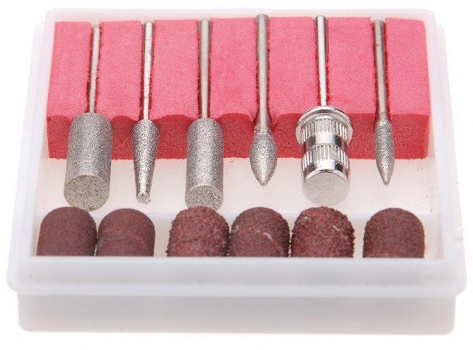 Как делать аппаратный маникюр в домашних условиях: инструкция для начинающих. Набор для домашнего аппаратного маникюра