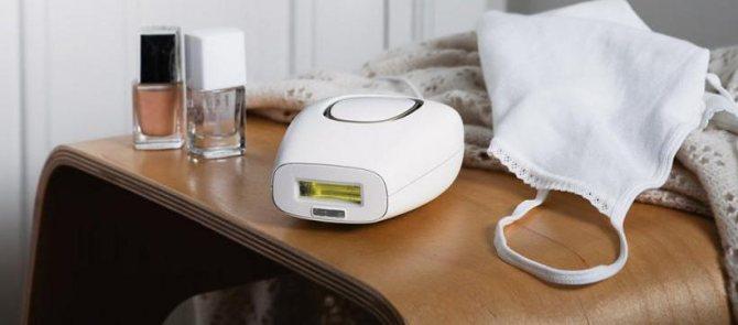 как делать лазерную эпиляцию в домашних условиях