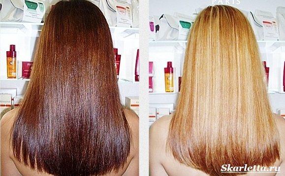 Как-делать-смывку-волос-2