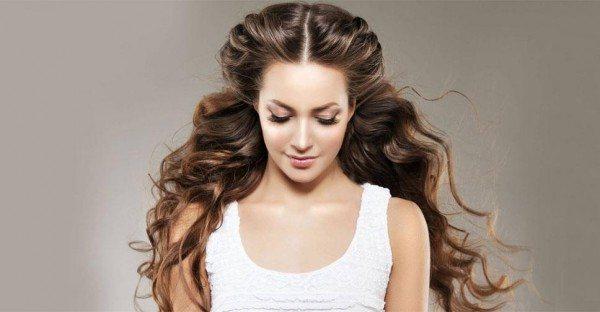 Как делать волны на волосах?