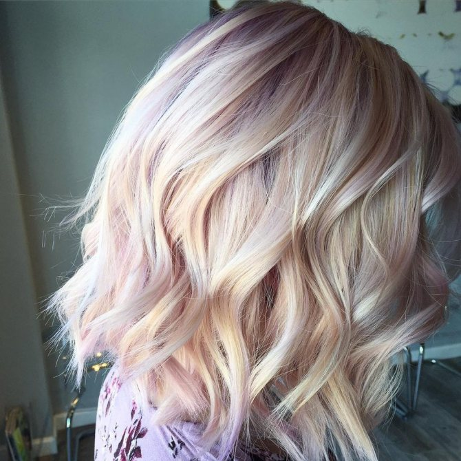 как добиться блонда без желтизны