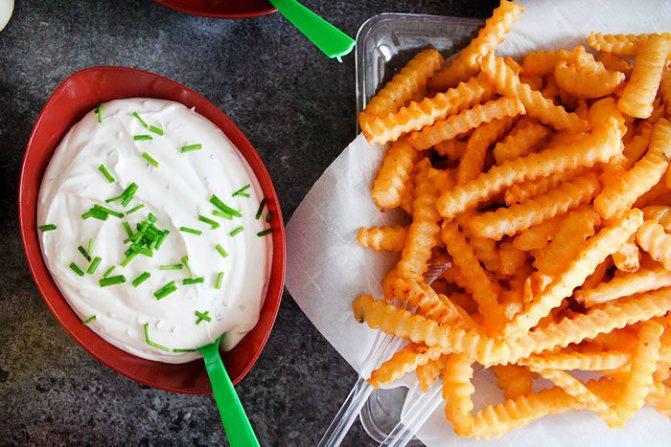 Как дома приготовить настоящую картошку фри