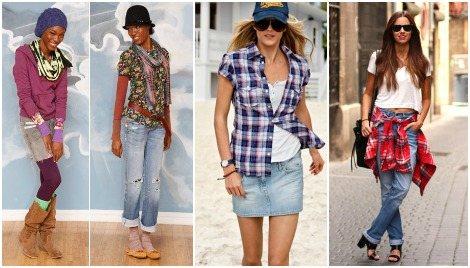 Как формировался американский стиль одежды?