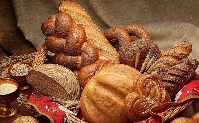 Как хлебобулочные изделия влияют на организм