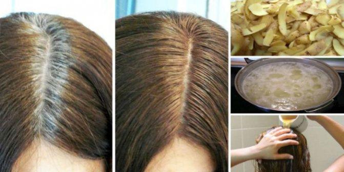 Как избавиться от седины без окрашивания волос народными средствами, коньяком. Правдивые рецепты и мифы