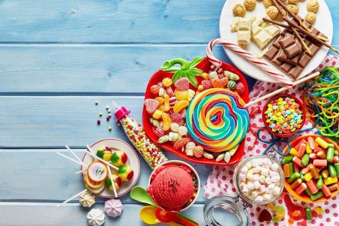 Как избавиться от сладкой зависимости