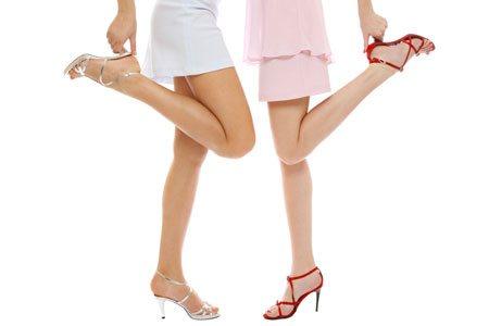 Как избавиться от сосудистых звездочек на ногах? Советы флеболога