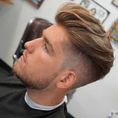 как изменить рост волос на голове мужчине