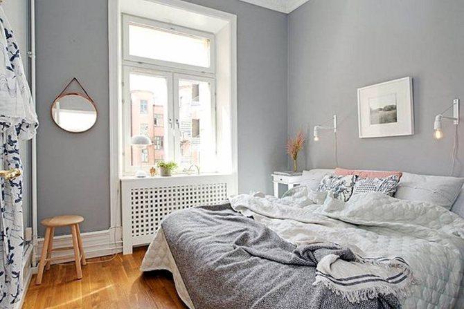 как красиво заправить кровать