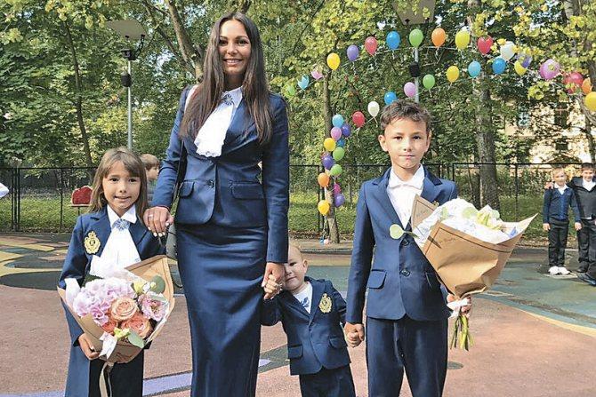 Как маме одеться на 1 сентября
