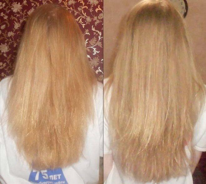 как маска с репейного масла влияет на волосы