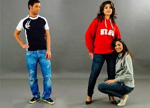 Как модно одеться подросткам