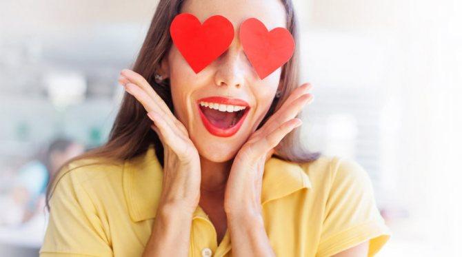 как можно отличить любовь от влюбленности