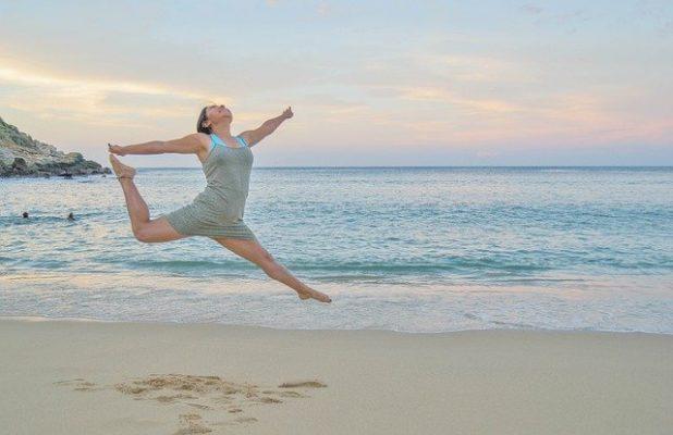 Как можно похудеть во время отдыха на море?