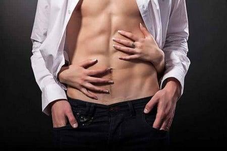 Как найти эрогенные зоны на теле мужчины