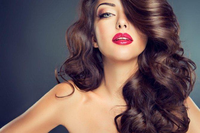 Как накрутить волосы на веревочки
