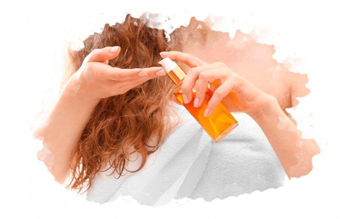 как наносить термозащиту на волосы