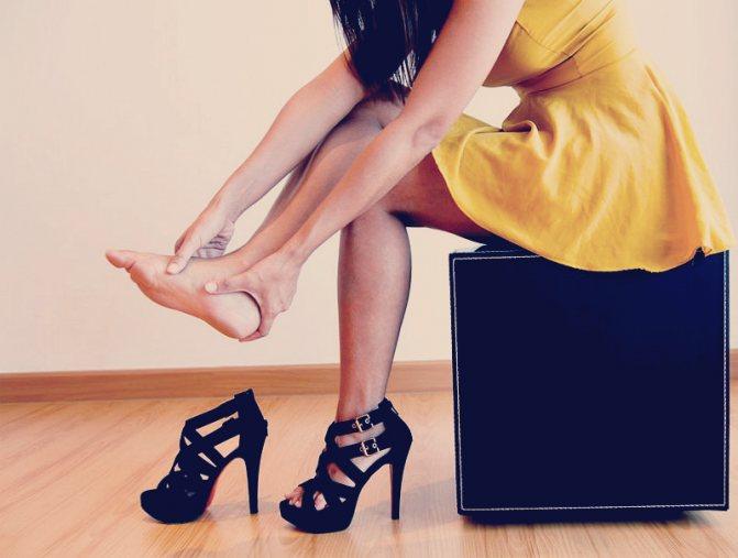 Как научиться ходить красиво на каблуках