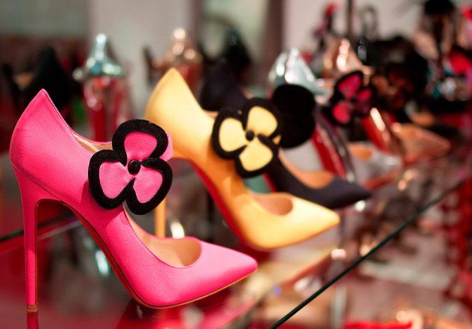 Как носить обувь на каблуке