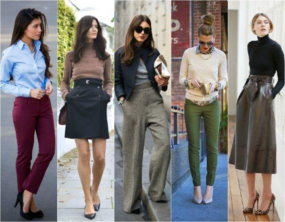 Как одеваться на работу стильно и красиво – фото идеи что носить на работу
