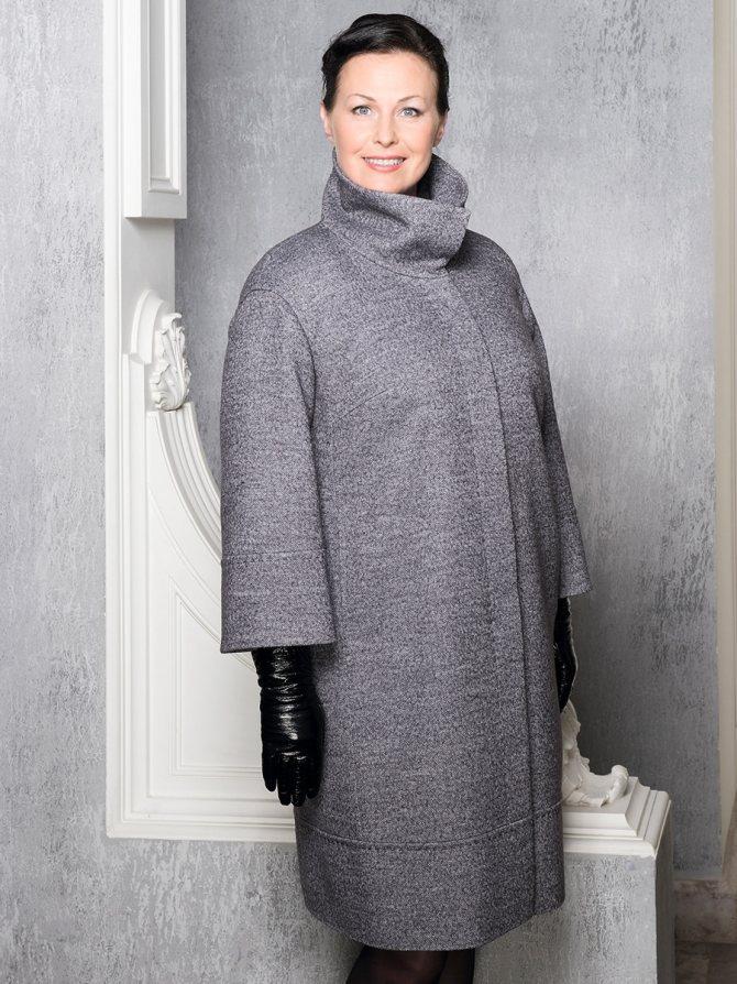 как одеваться женщине за 60 холодной весной