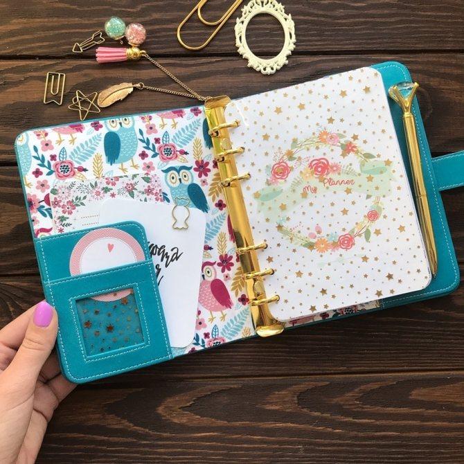 Как оформить и вести личный дневник - занятие для юных леди