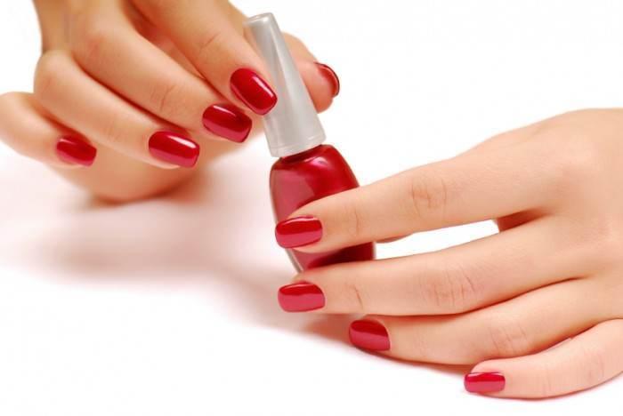 Как открыть лак для ногтей, если флакон засох?
