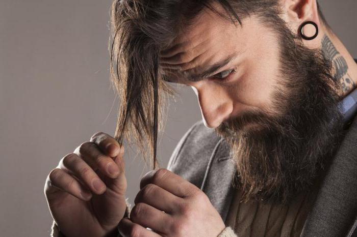 как отрастить волосы парню