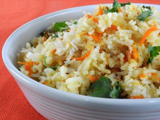 Как отварить рис на гарнир вкусно пошагово с фото