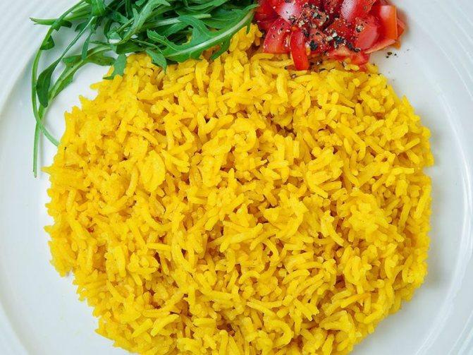 Как отварить рис на гарнир
